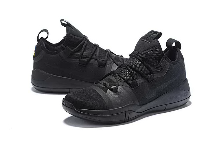 2018 all black nike kobe ad triple black to buy
