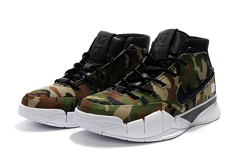 2018 nba all star undefeated x nike zoom kobe 1 protro camo for sale