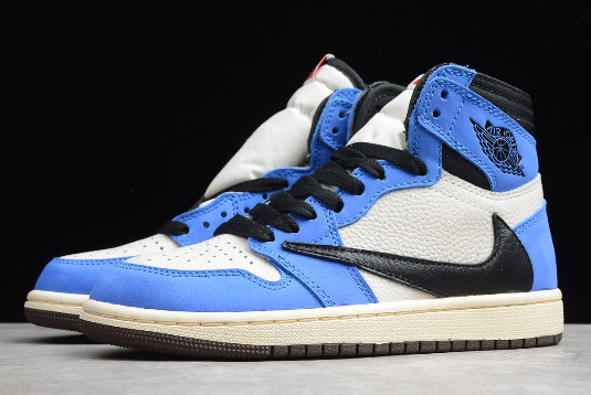2020 air jordan 1 high og ts sail black blue online