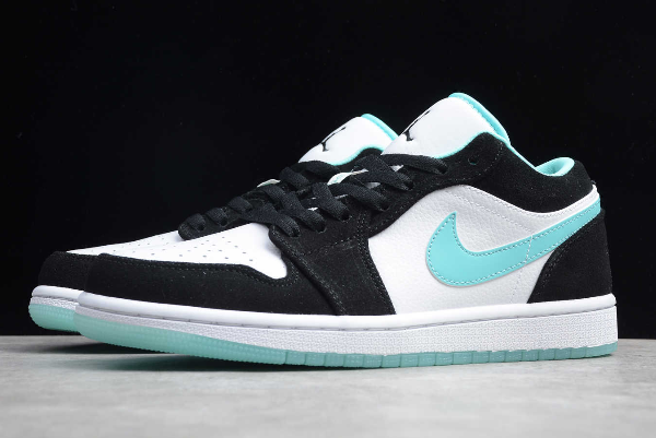 2020 air jordan 1 low island green free shipping