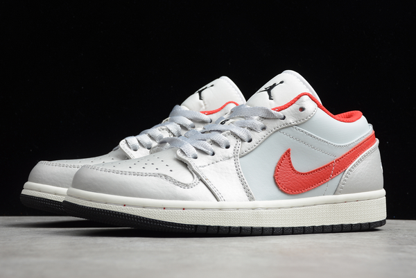 2020 air jordan 1 low white red to buy