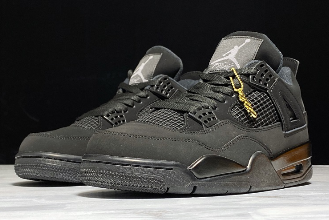 2020 air jordan 4 black cat for sale