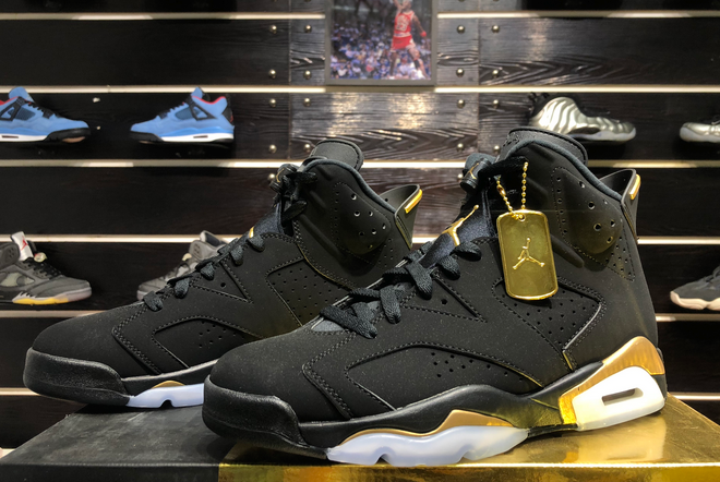 Cheap 2020 Air Jordan 6 DMP CT4594 007 For Sale