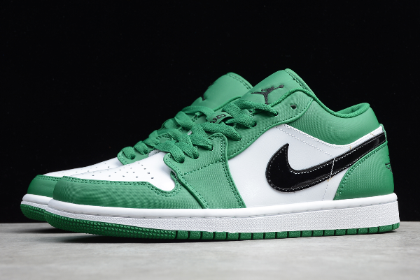 air jordan 1 low pine green on sale
