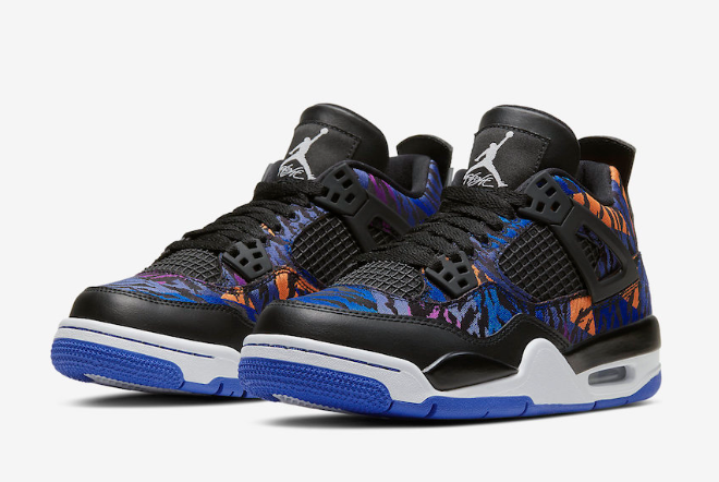 buy air jordan 4 rush violet online