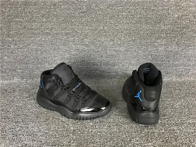 "Kids Air Jordan 11 ""Gamma Blue"" Shoes"