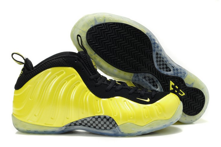 "Nike Air Foamposite One ""Golden State"" Shoes"