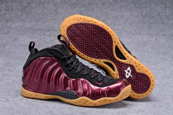 "2018 Nike Air Foamposite One ""Maroon"" Shoes"