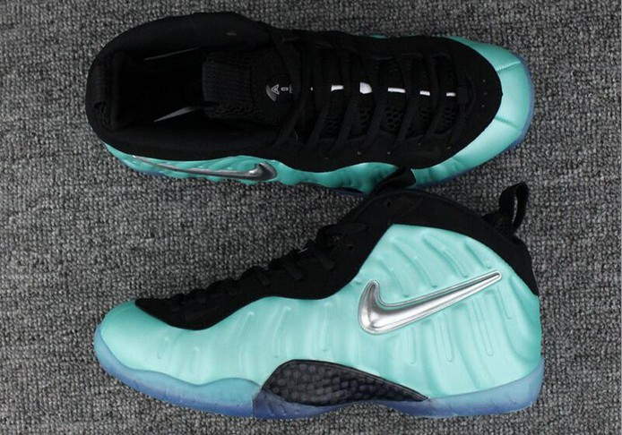 "Nike Air Foamposite Pro ""Island Green"" Shoes"