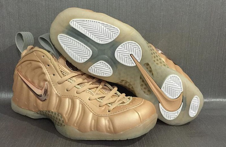 "Nike Air Foamposite Pro PRM QS ""Vachetta Tan"" Shoes"