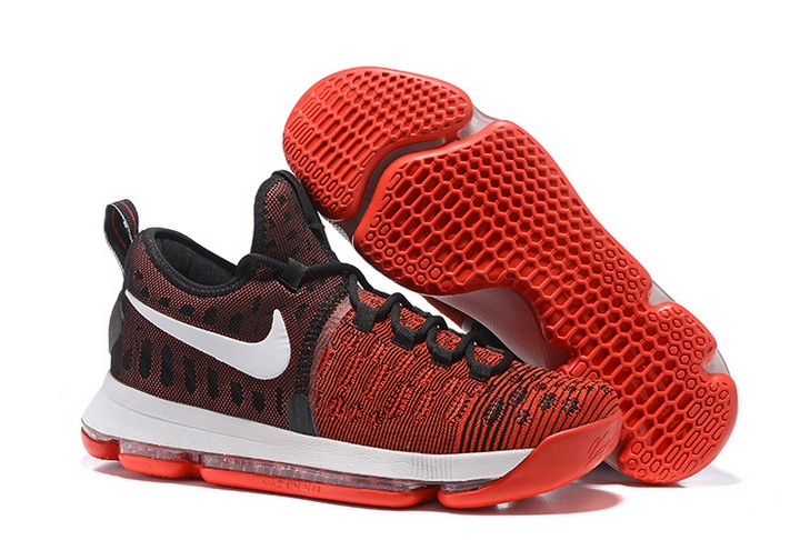 "Nike Zoom KD 9 ""University Red"" Basketball Shoes"