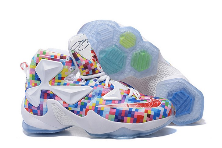 "Nike LeBron 13 ""Prism"" Online Basketball Shoes"