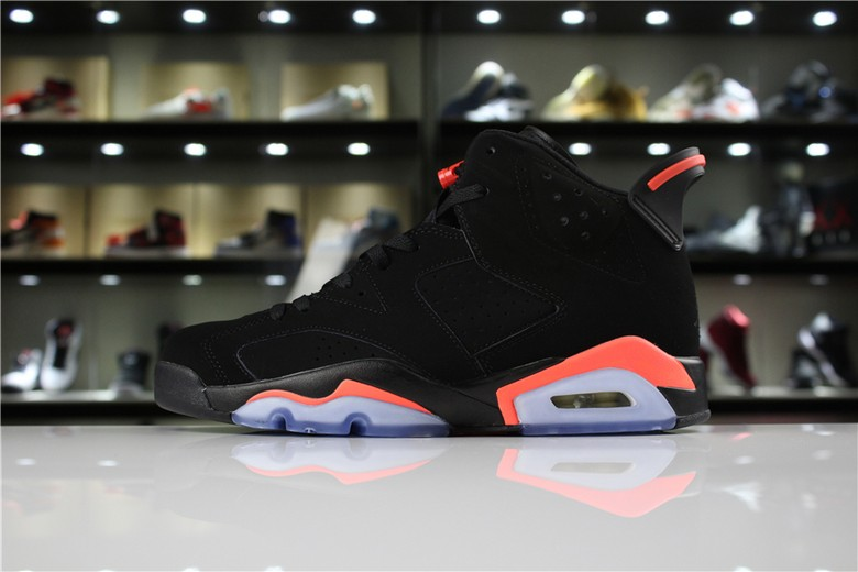"Air Jordan 6 Retro ""Black Infrared 23"""