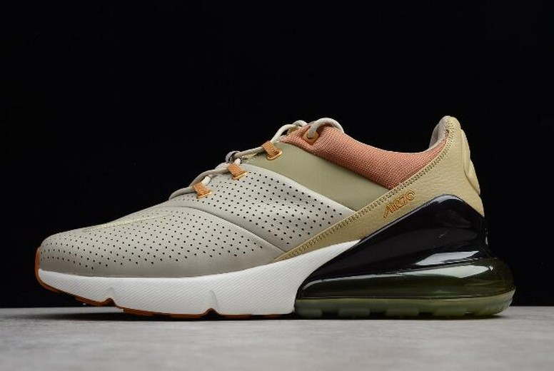 Nike Air Max 270 Premium String Desert Ochre Neutral Olive Desert AO8283-200 Shoes