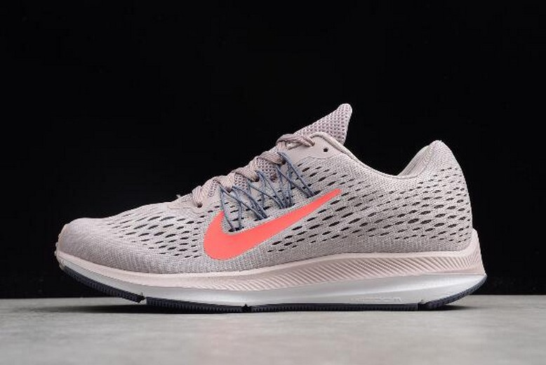 Nike WMNS Zoom Winflo 5 Particle Rose Flash Crimson AA7414-006 Running Shoes
