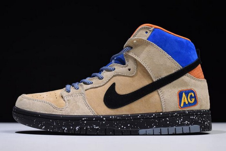 "Acapulco Gold x Nike SB Dunk High MOWABB QS ""Acapulco Gold"" 313171-207 Shoes"