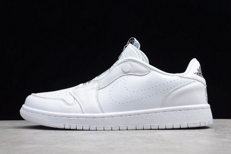 Mens Air Jordan 1 Low Slip White AV3918-100 Shoes