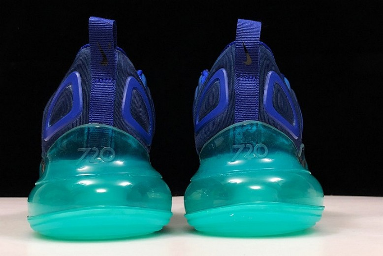 2019 Nike Air Max 720 Sea Forest AO2924-400 Shoes