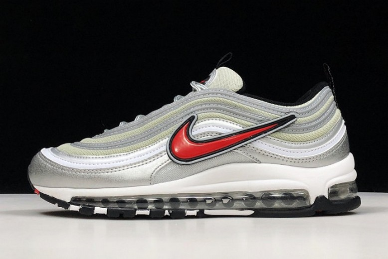 "Gwang x Nike Air Max 97 ""Silver Bullet"" 884421-001 Shoes"