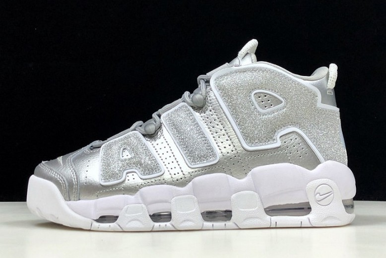 "Nike Air More Uptempo ""Loud And Clear"" 917593-003 Shoes"