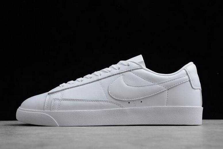 Nike Blazer Low LE Triple White AA3961-104 Shoes