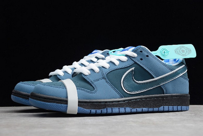 "Nike Dunk Low Premium SB ""Blue Lobster"" 313170-342 Shoes"