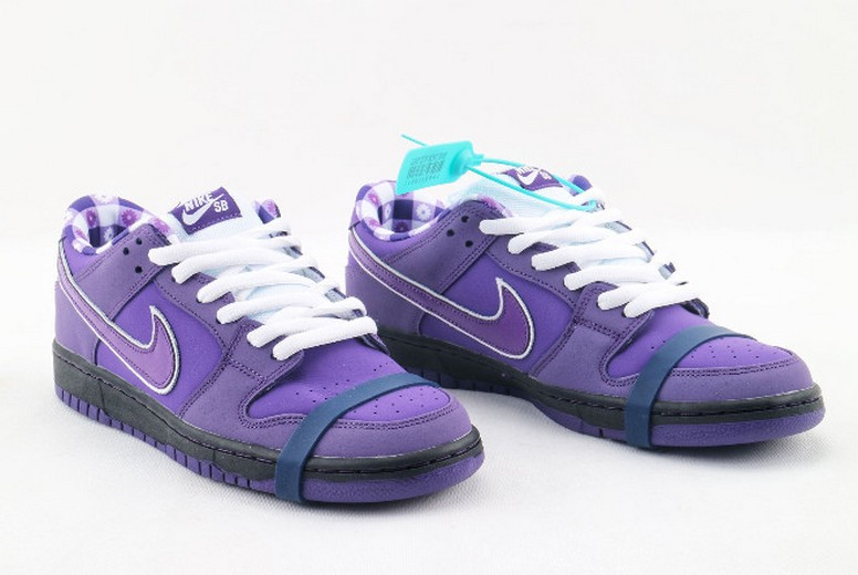 "Concepts x Nike SB Dunk Low ""Purple Lobster"" BV1310-555 Shoes"