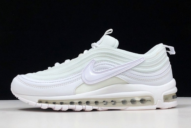 Gwang x Nike Air Max 97 Triple White 921826-100 Shoes