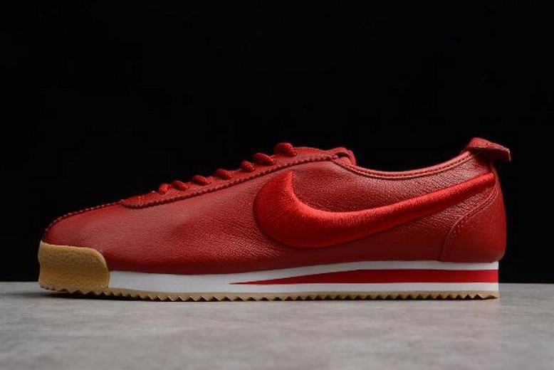 Nike Cortez '72 Gym Red White Gum Light Brown 881205-600 Shoes