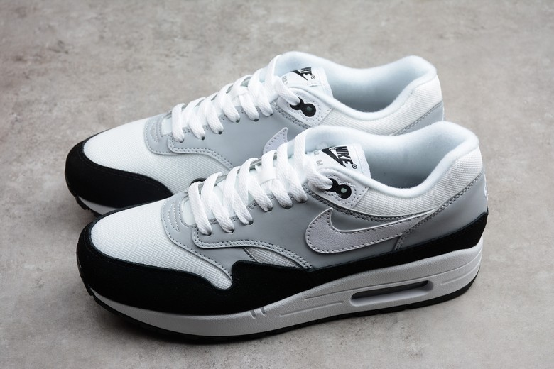 Mens Nike Air Max 1 Wolf Grey AH8145-003 Running Shoes