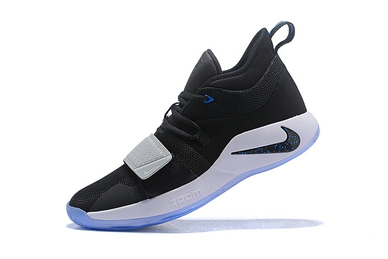 Mens Nike PG 2.5 EP Black Photo Blue BQ8453-006 Basketball Shoes