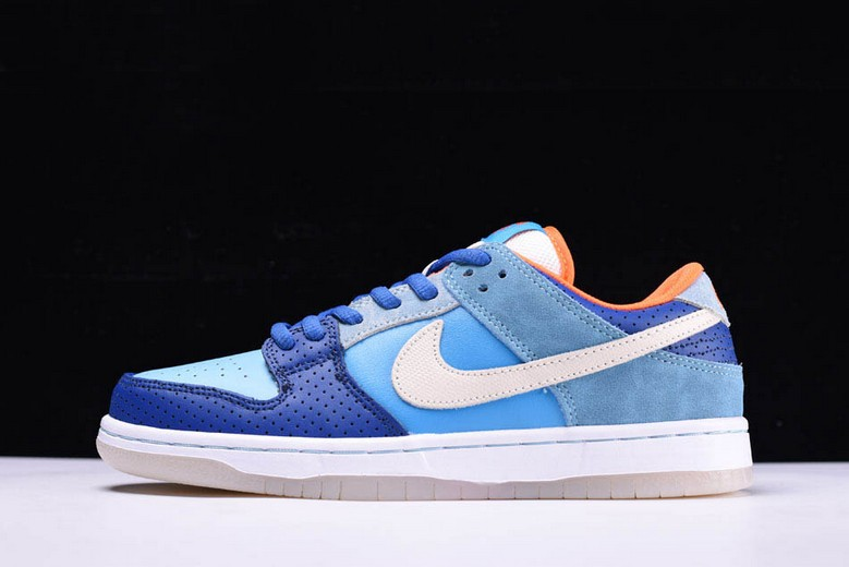"New Nike SB Dunk Low Premium QS ""Mia Skate Shop 10th Year Anniversary"" Shoes"