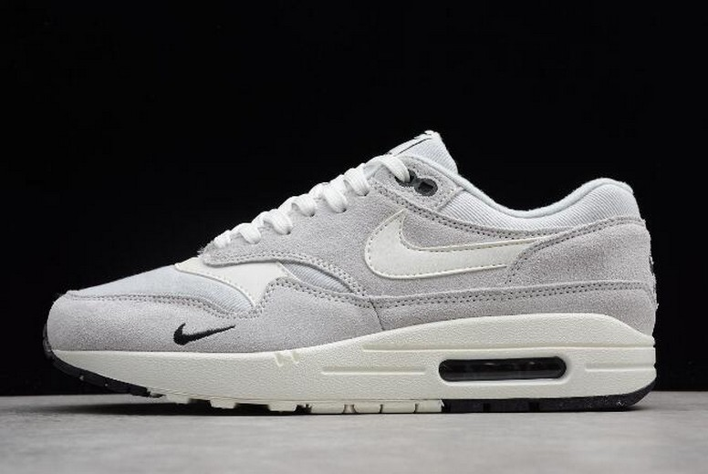 "Nike Air Max 1 ""Mini Swoosh"" 875844-006 Mens Running Shoes"