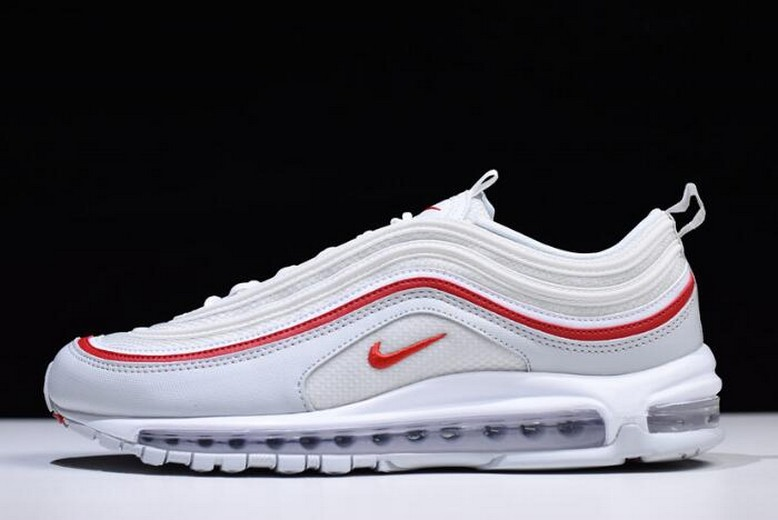 Nike Air Max 97 OG In White Red AR5531-002 Running Shoes