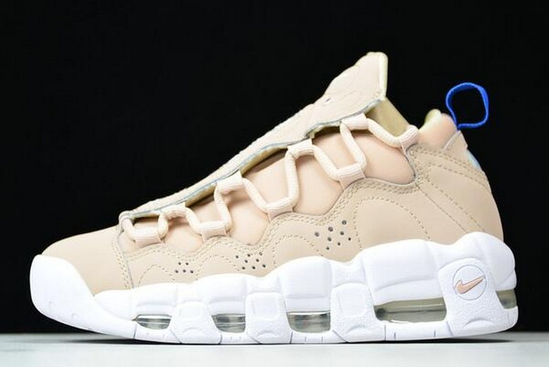Nike Air More Money Particle Beige White AO1749-200 Shoes