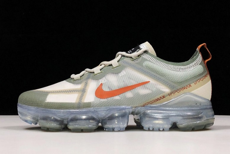 "Nike Air VaporMax 2019 ""Light Olive"" AR6631-300 Shoes"