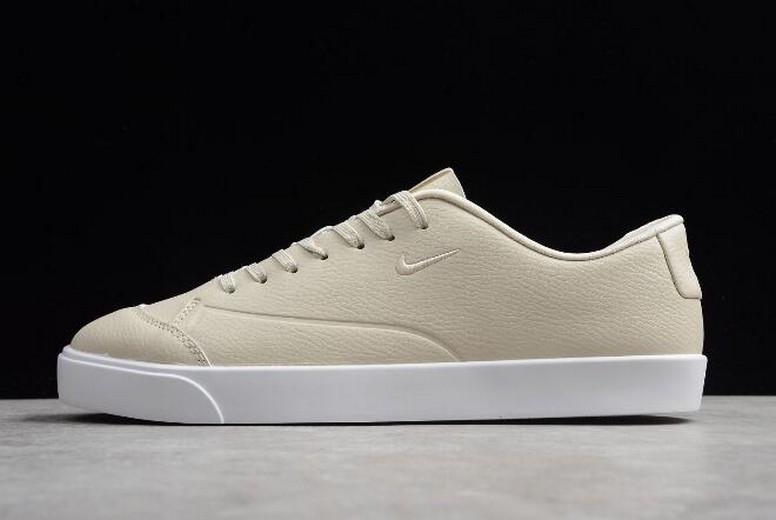Nike Blazer City Low Desert Sand White Shoes