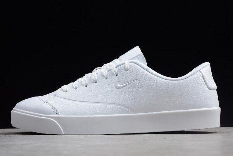 "2018 Nike Blazer City Low ""Triple White"" Mens Shoes"
