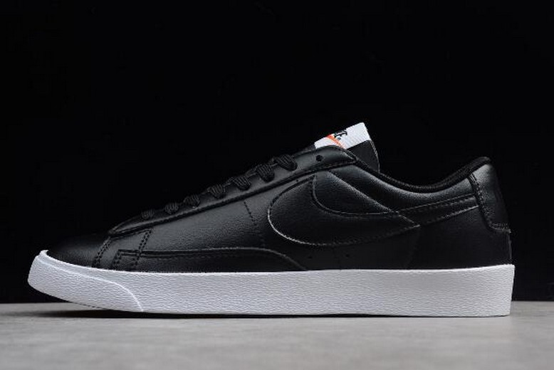 Nike Blazer Low LE Black White AA3961-001 Shoes