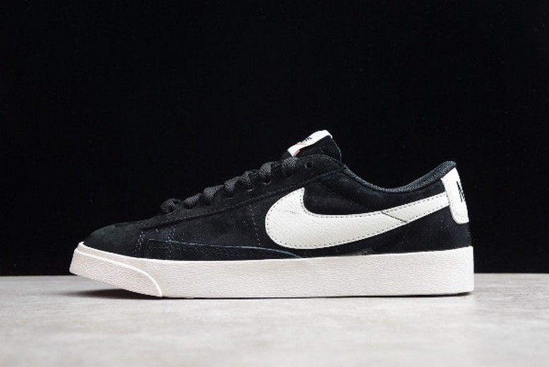 Nike Blazer Low SD Black Sail AV9373-001 Shoes