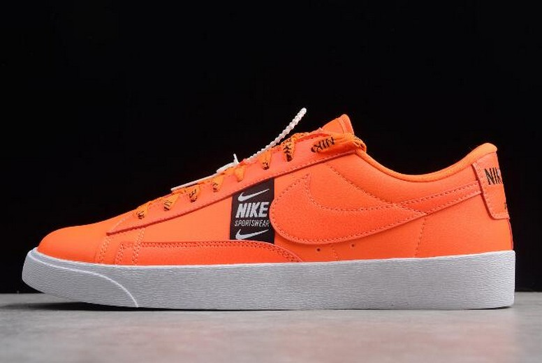 Nike Blazer Low SE Total Orange AV9374-801 Shoes
