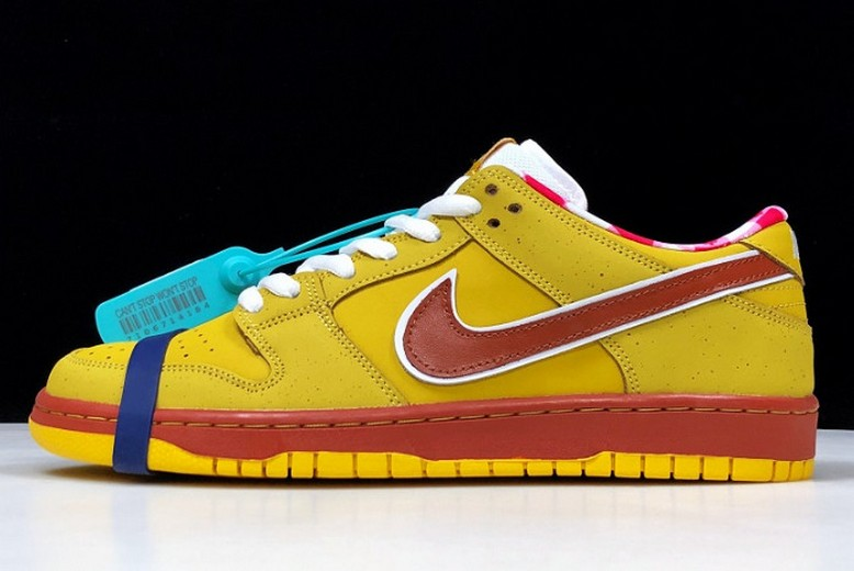 Nike Dunk SB Low Yellow Lobster 313170-137566 Shoes