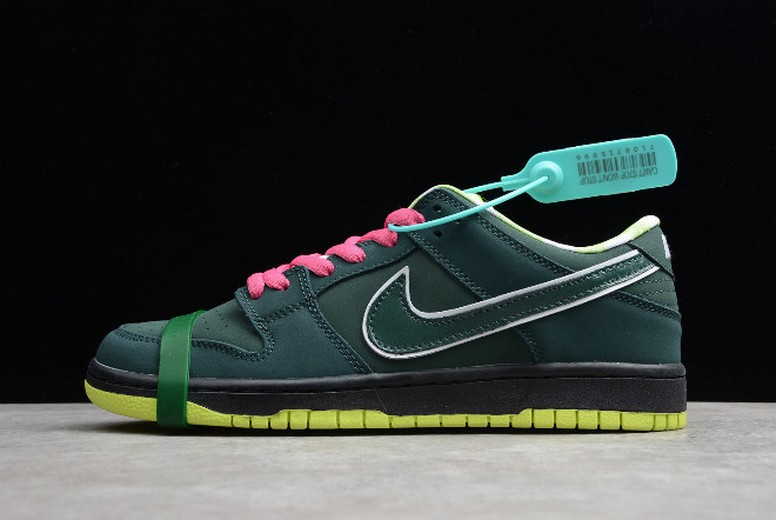 Nike SB Dunk Low Concepts Green Lobster BV1310-337 Shoes
