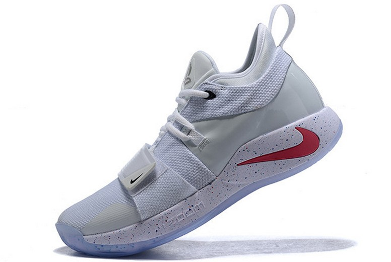 PlayStation x Nike PG 2.5 White Multi-Color BQ8388-100 Basketball Shoes