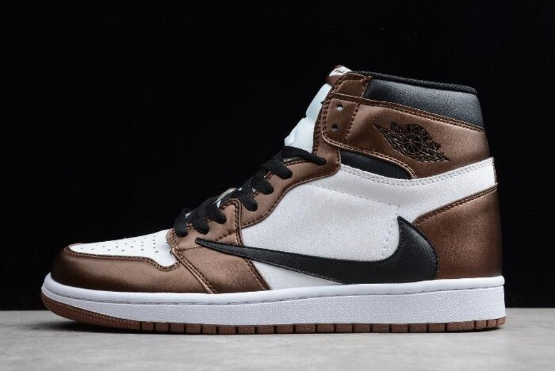Womens Air Jordan 1 GS Shoes